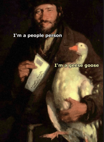 Image result for geese goose meme