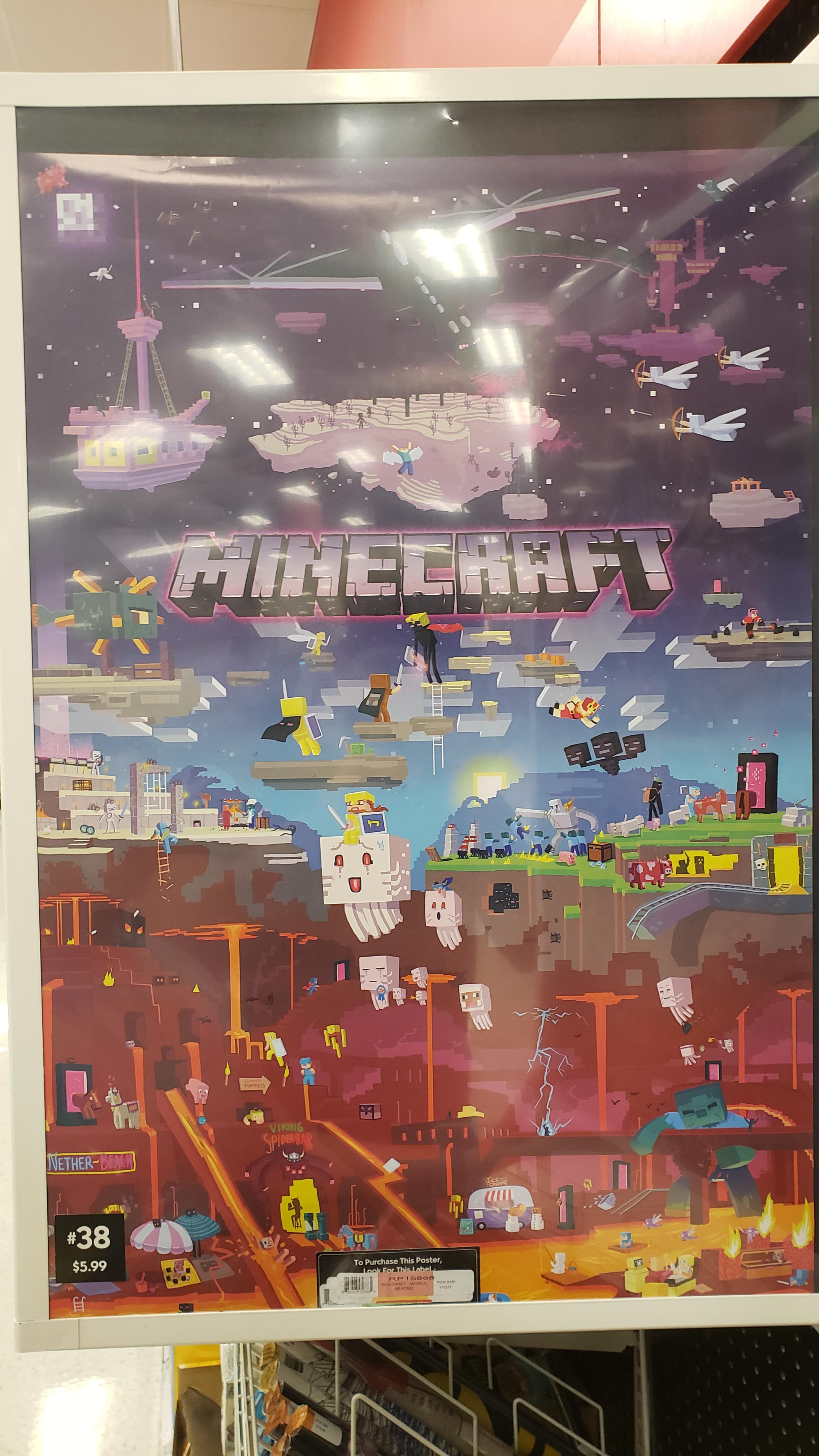 cool poster i loved finding all the