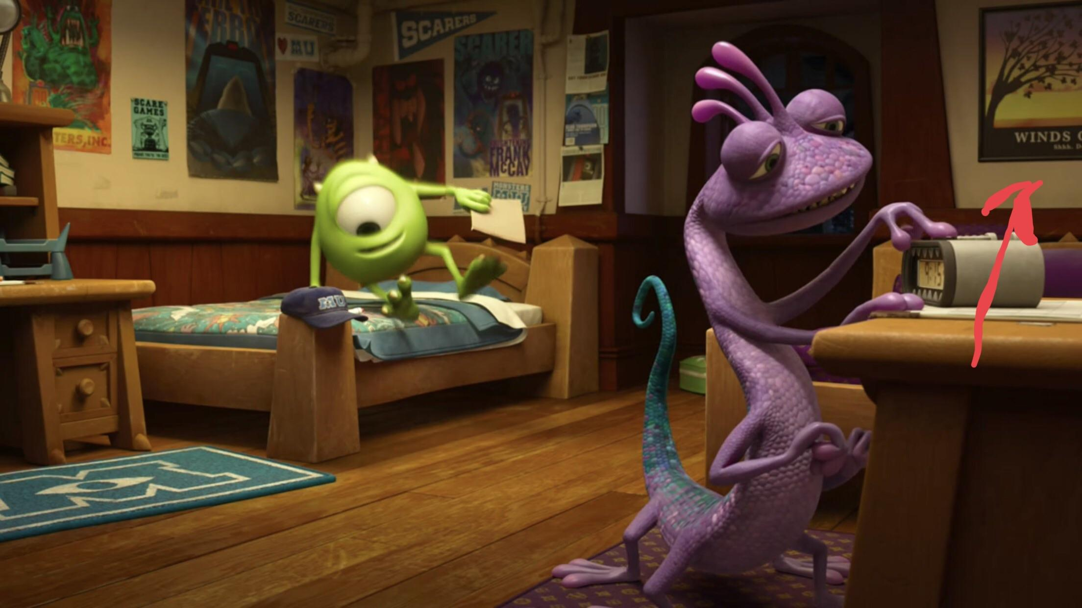 movie monsters inc winds of change