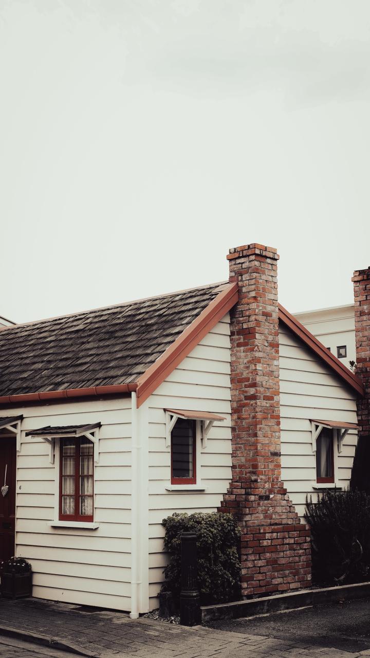 Colonial villa [OC]