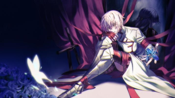 Jeanne [Vanitas no Carte] (2560×1440)