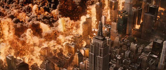 Image result for NYC destroyed