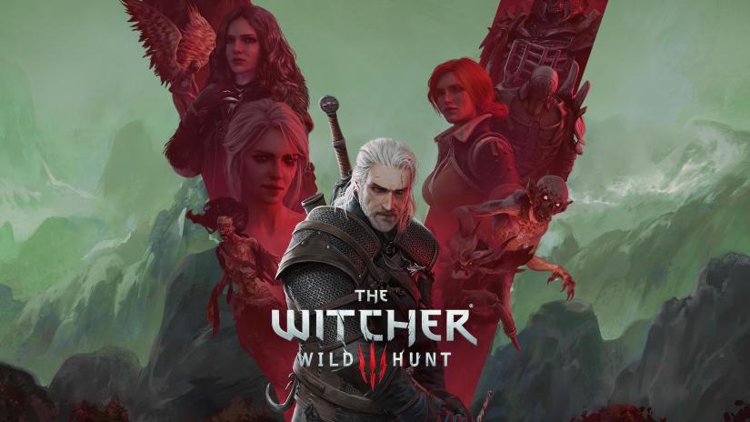 Witcher 3 5 Year Celebration 4k Wallpaper: witcher