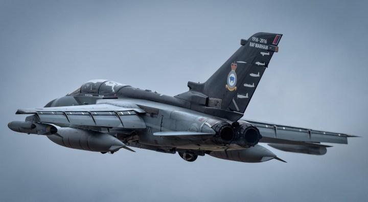 Panavia Tornado Warplane 2048×1126