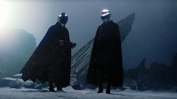 Daft Punk - I Feel It Coming Wallpaper [Digitally Enhanced ...