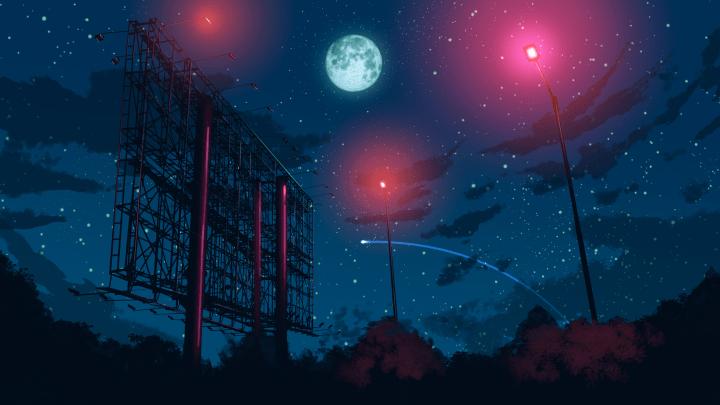 Full Moon [3840 x 2160]