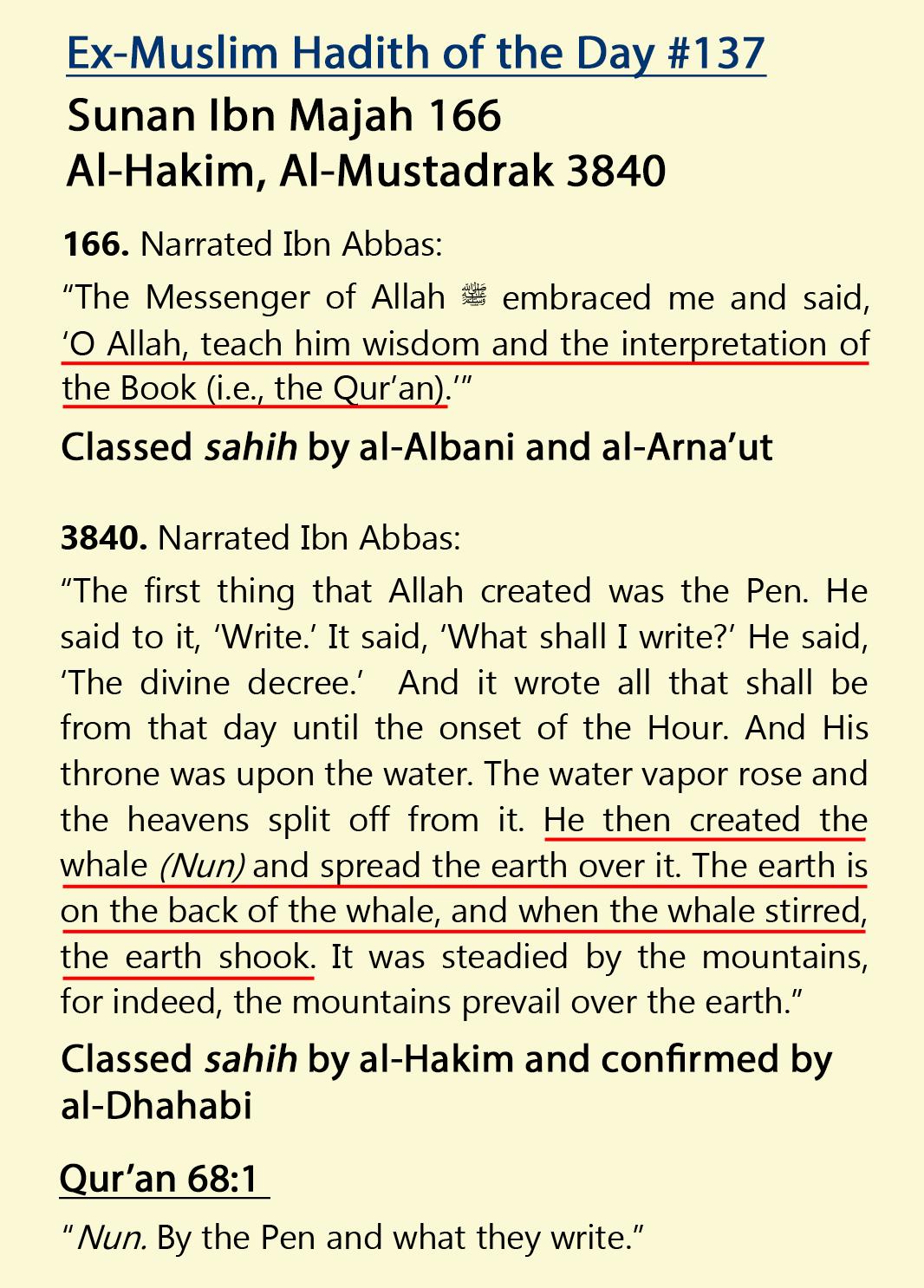 Compilation Of Quran Islamqa