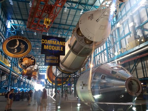 Last week I visited the U.S. Space & Rocket Center in ...