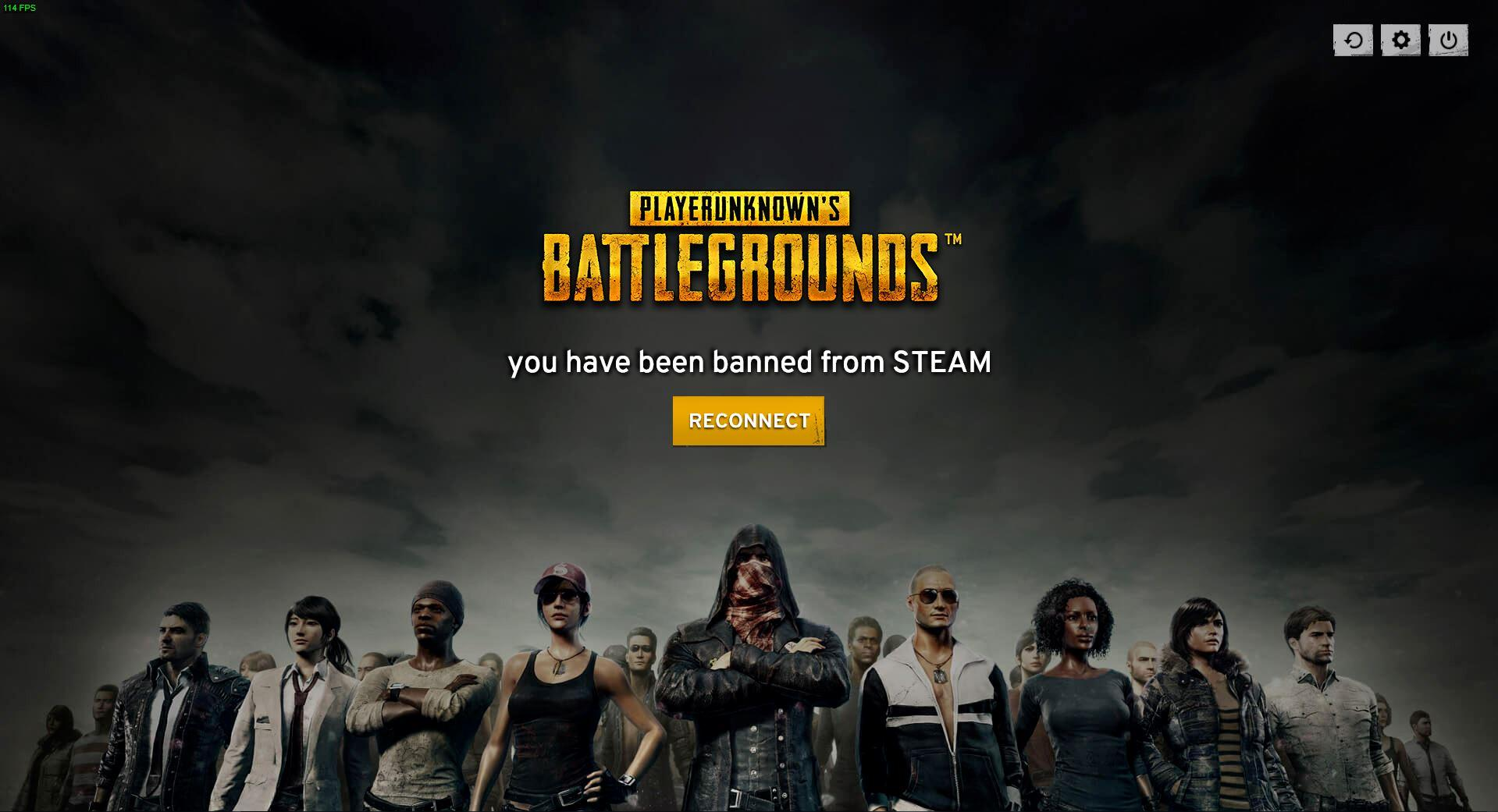 NEED HELP YOU HAVE BEEN BANNED FROM STEAM PUBG