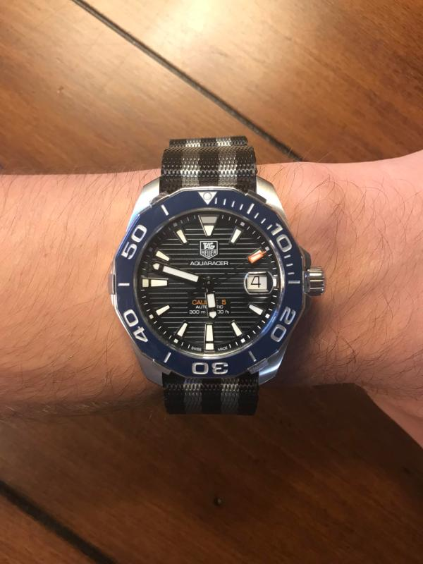 [TAG] Aquaracer looking better than ever with the newly ...
