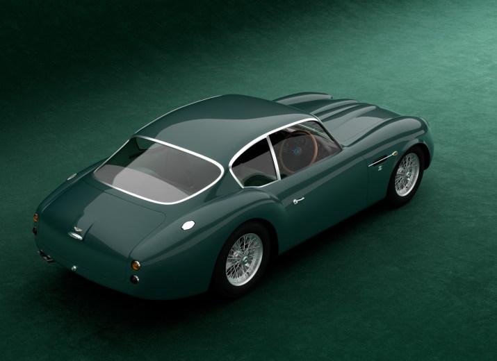 Aston Martin DB4GT Zagato 1961 by Silent Studio [2200 x 1600]