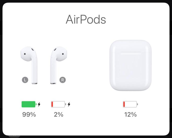Anyone Know Why Sometimes Only One Airpod Will Charge This Has Nothing To Do With The Case Battery Life I Clean My Airpods And The Case Regularly Airpods