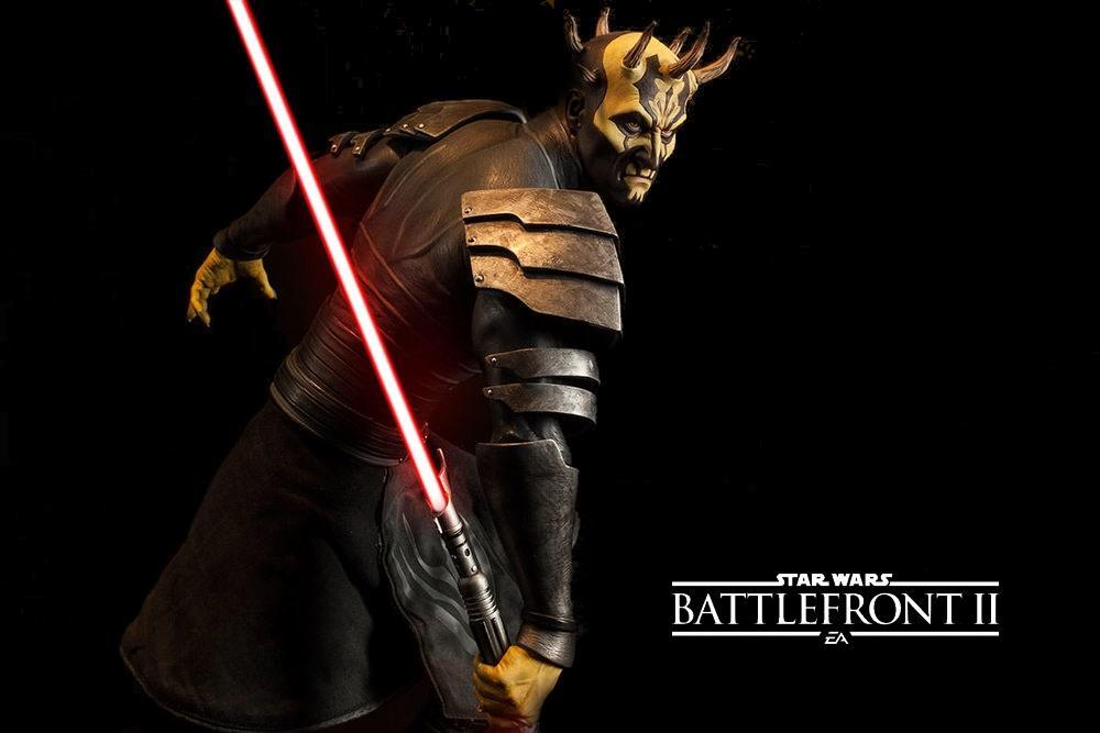 Savage Opress Battlefront 2 Concept Art StarWarsBattlefront
