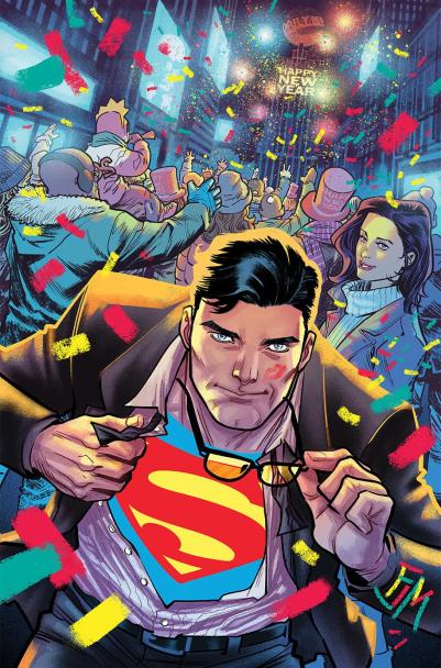 Image result for action comics 1006 francis manapul