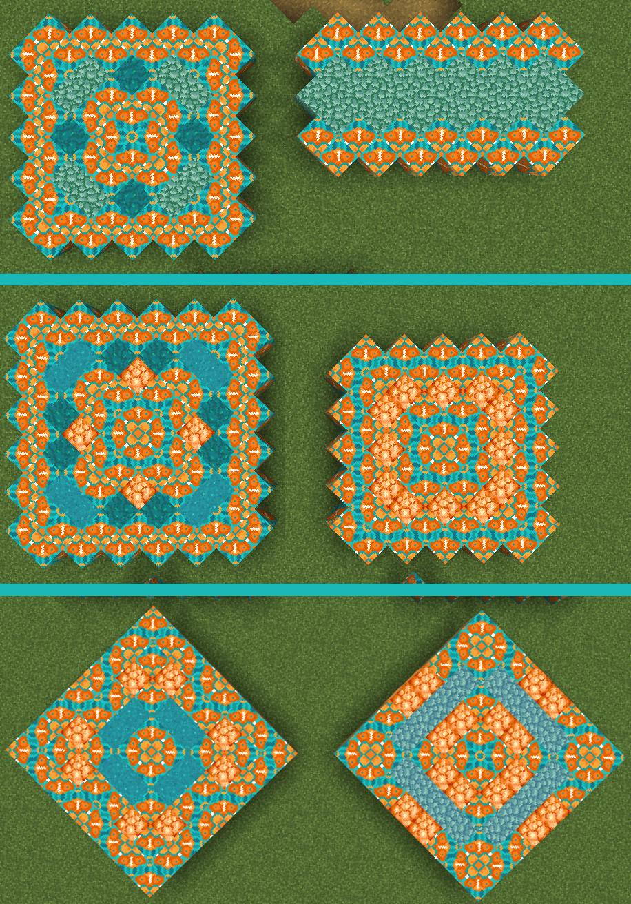 How To Make Orange Glazed Terracotta In Minecraft - Novocom.top