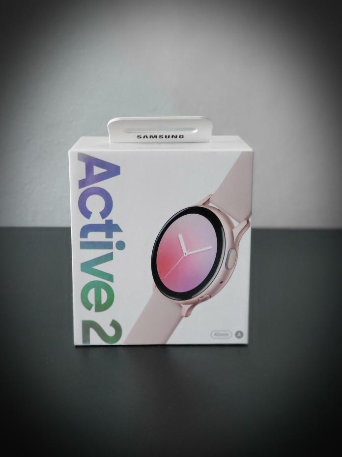 Galaxy Watch Active 2 Samsung