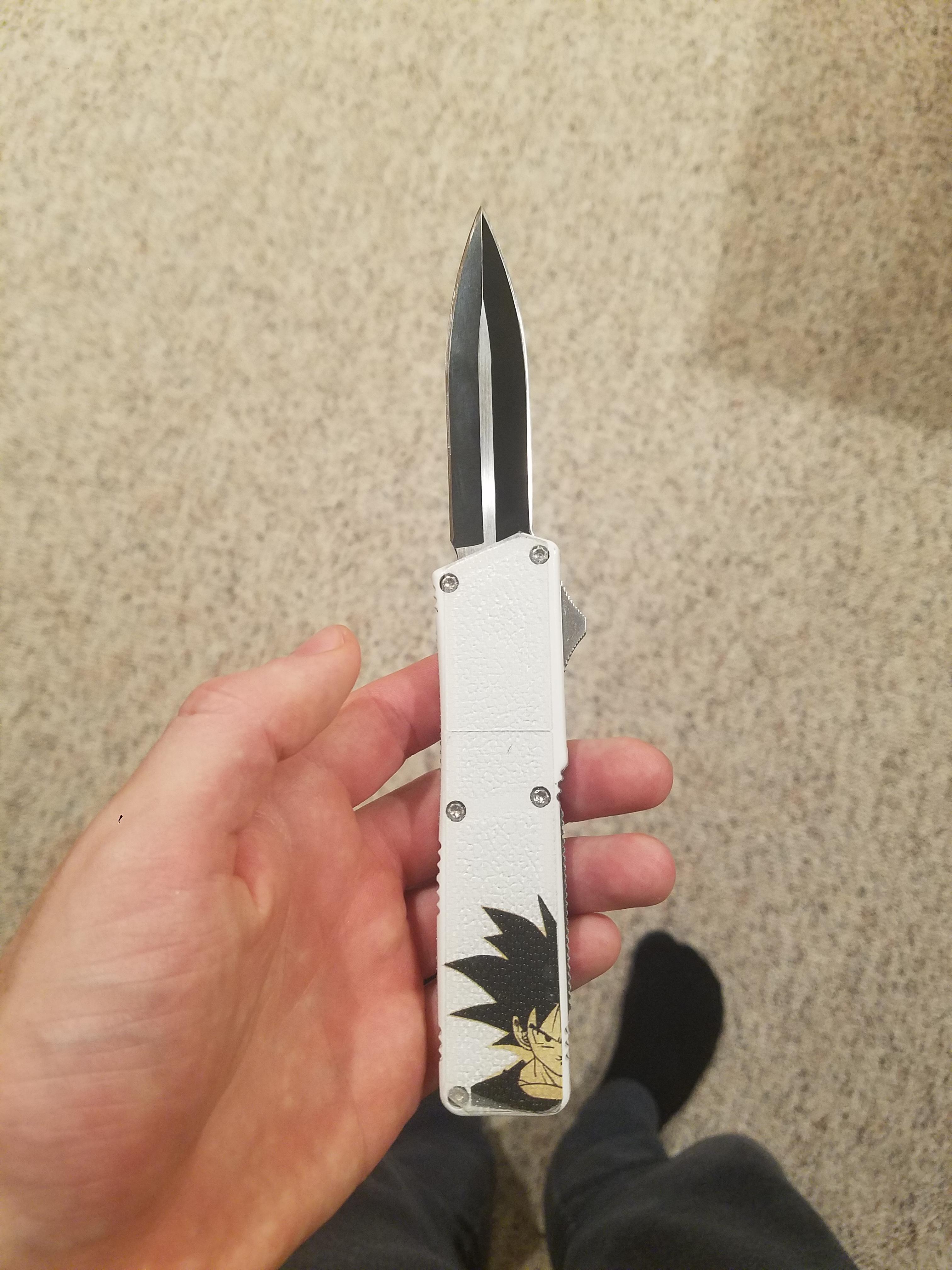 dbz lightning otf knives