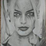Easy Harley Quinn Pencil Drawing Novocom Top