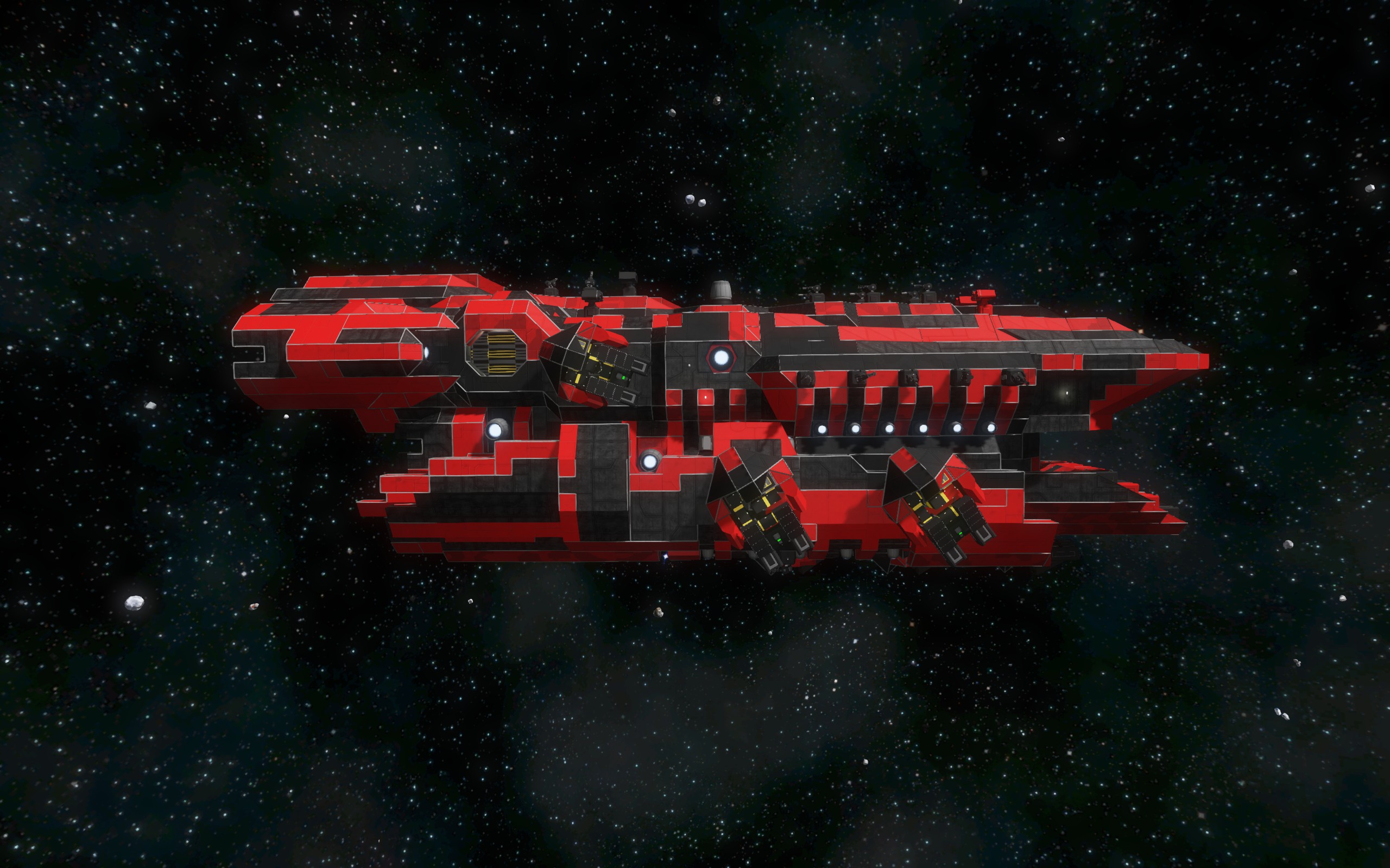 Space Engineers How To Build New Ship