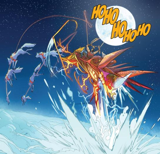 I need so much more of Dan Mora's art in my life. (Klaus and the ...