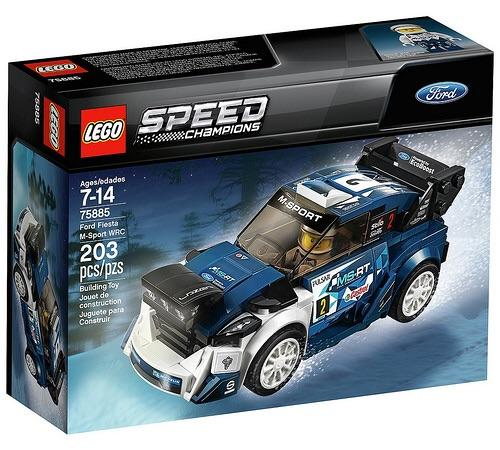 New Lego WRC M Sport Fiesta set being released soon    rally New Lego WRC M Sport Fiesta set being released soon