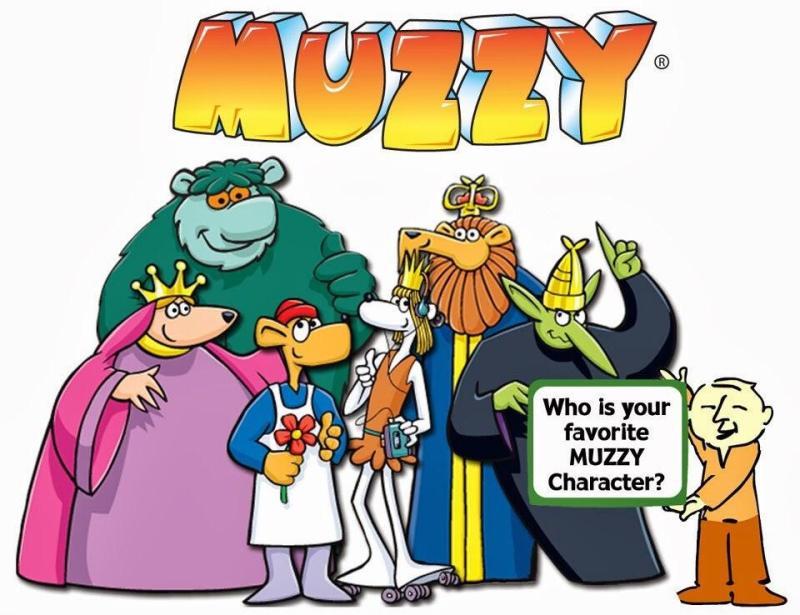 Resultado de imagen de Muzzy