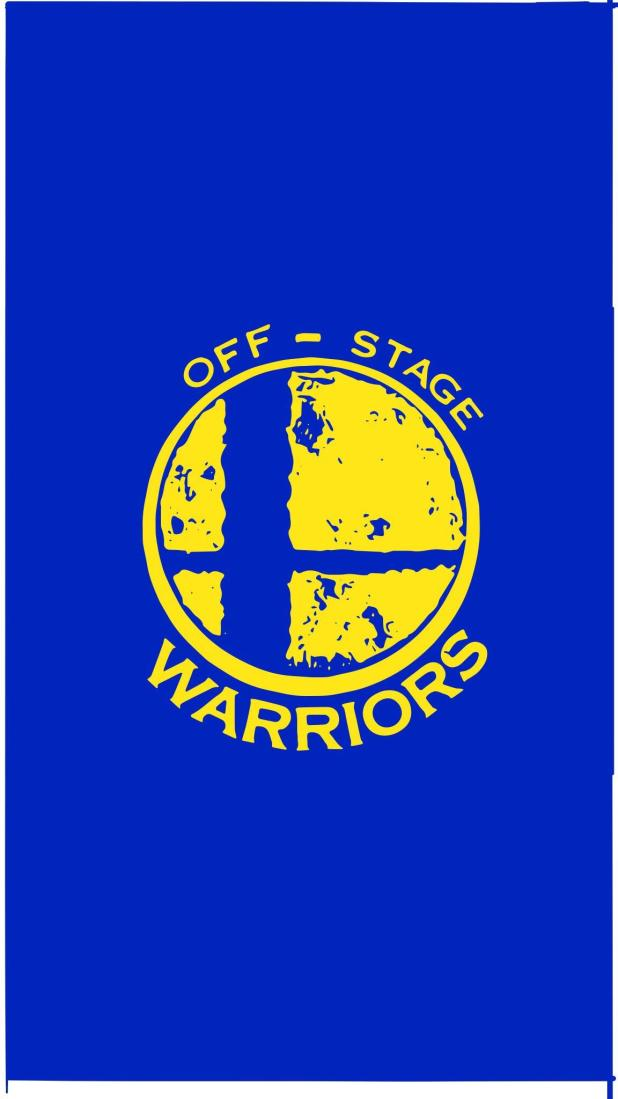 I Made This Iphone Wallpaper Based On The Golden State Warriors Logo