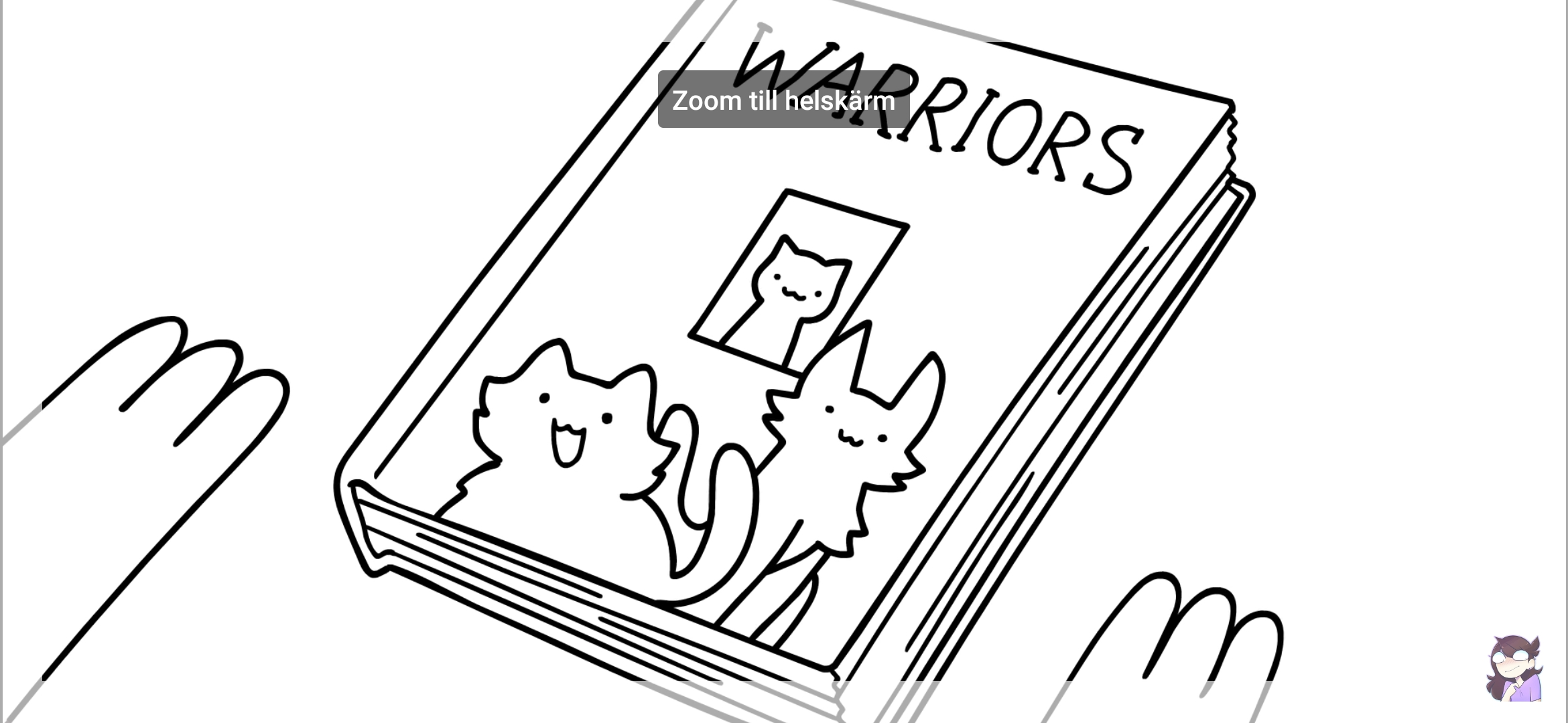 Saw This In Jaiden Animation S New Video Warriorcats