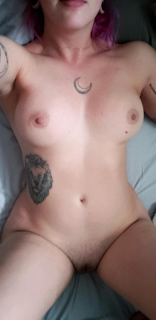 b905mya5hox31 - In my birthday suit for my 26th birthday 😉 Nude Selfie