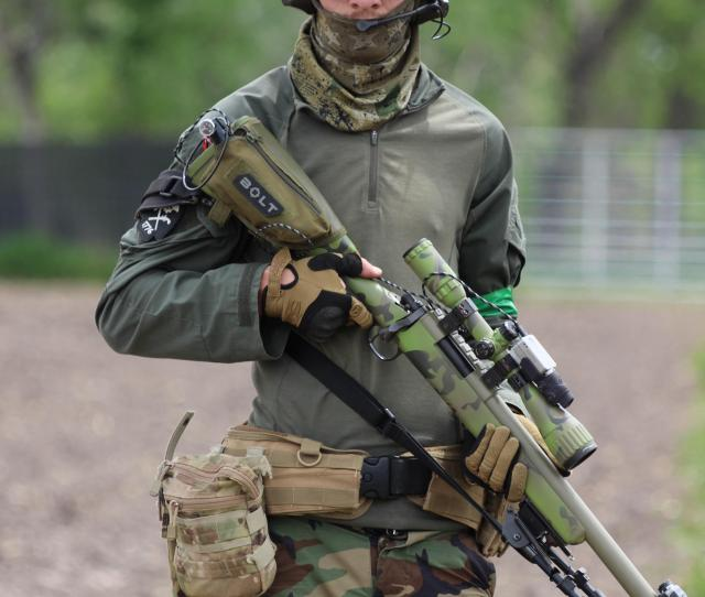 The Very Light Sniper Loadout With Tm Vsr10 G Spec
