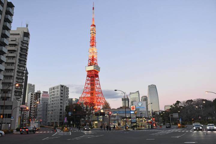 Tokyo-Tower, Shibakoen, Minato City, Tokyo, Japan (Photo credit to Daryan Shamkhali) [5568 x 3712]