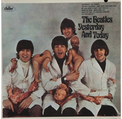 """The Beatles - Yesterday and Today """"butcher cover"""" - 1966 - high ..."""