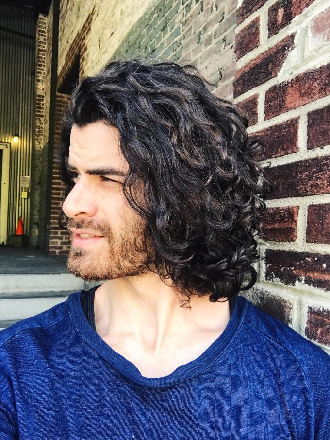 Haircut For Curly Hair Reddit - Wavy Haircut