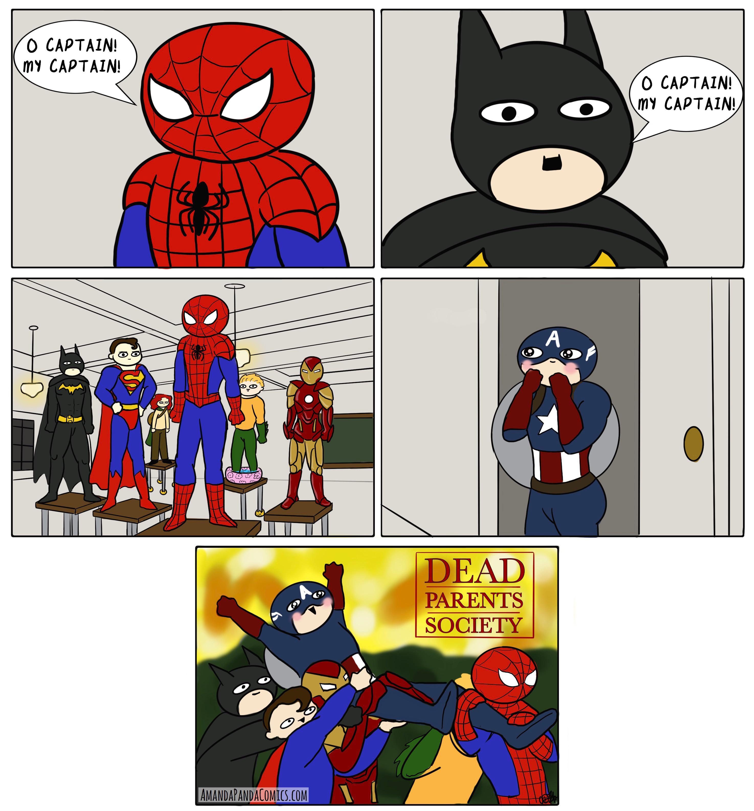 O Captain My Captain Funny