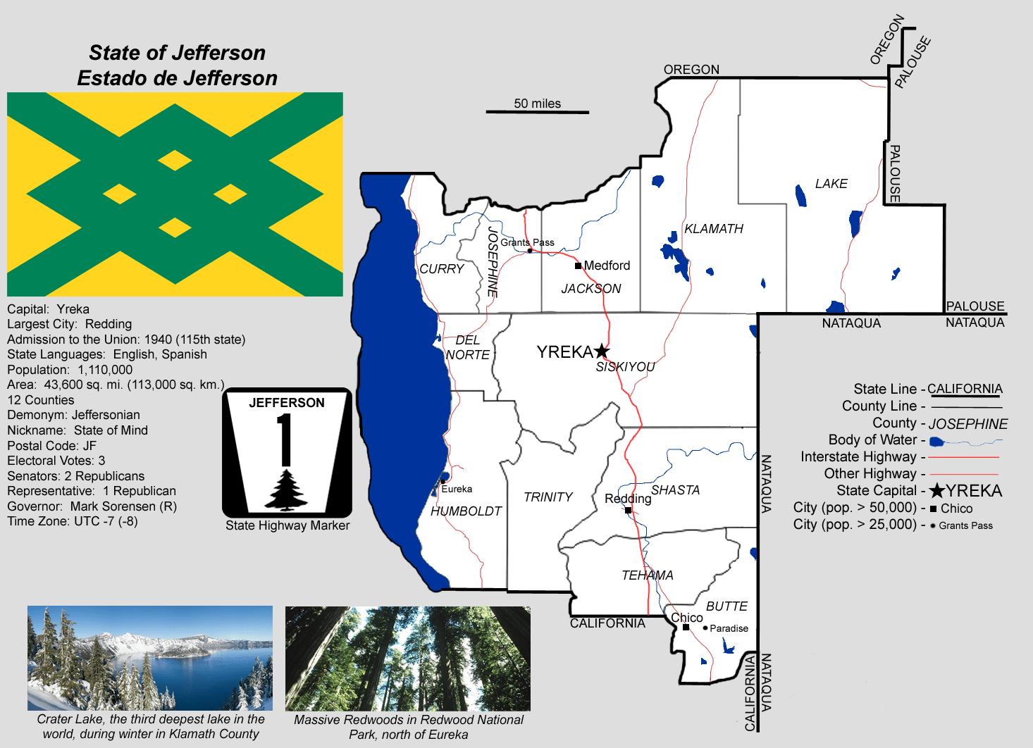 Maps Of U S States Of The Northwest Coast Region Album
