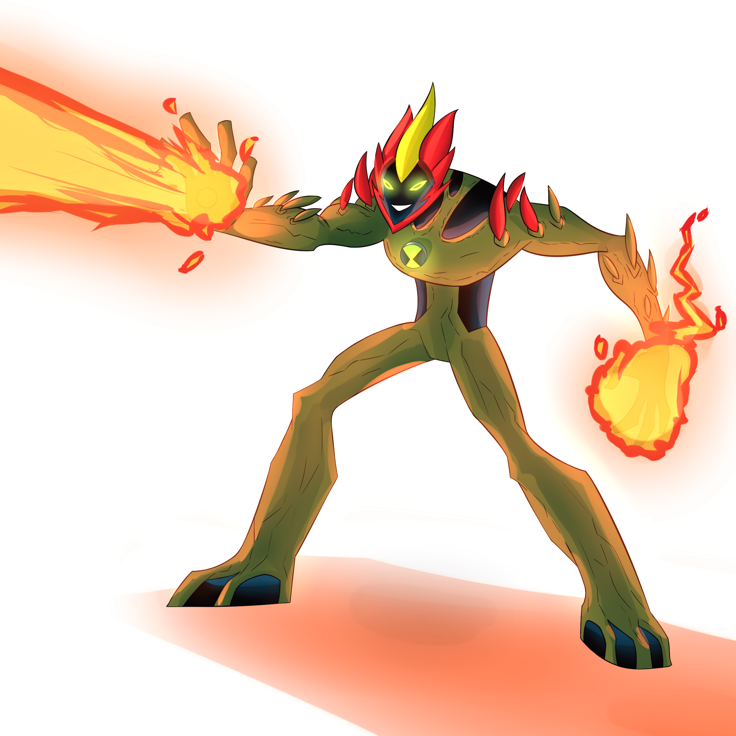 And Today We Have Swampfire Ngl He S One Of My All Time