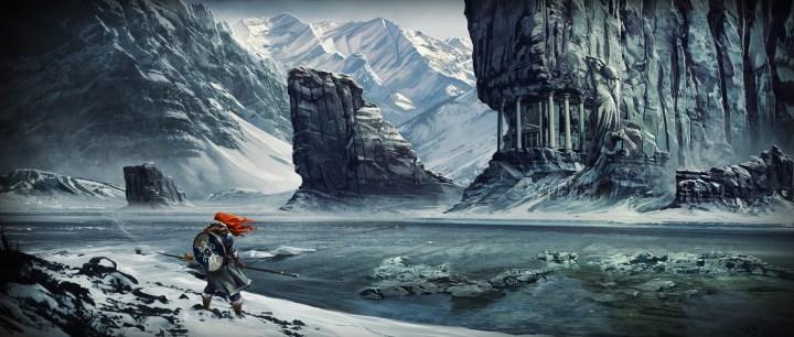 Ragnarok [3840×1634]