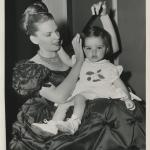 Judy Garland And Baby Liza Minnelli Pics