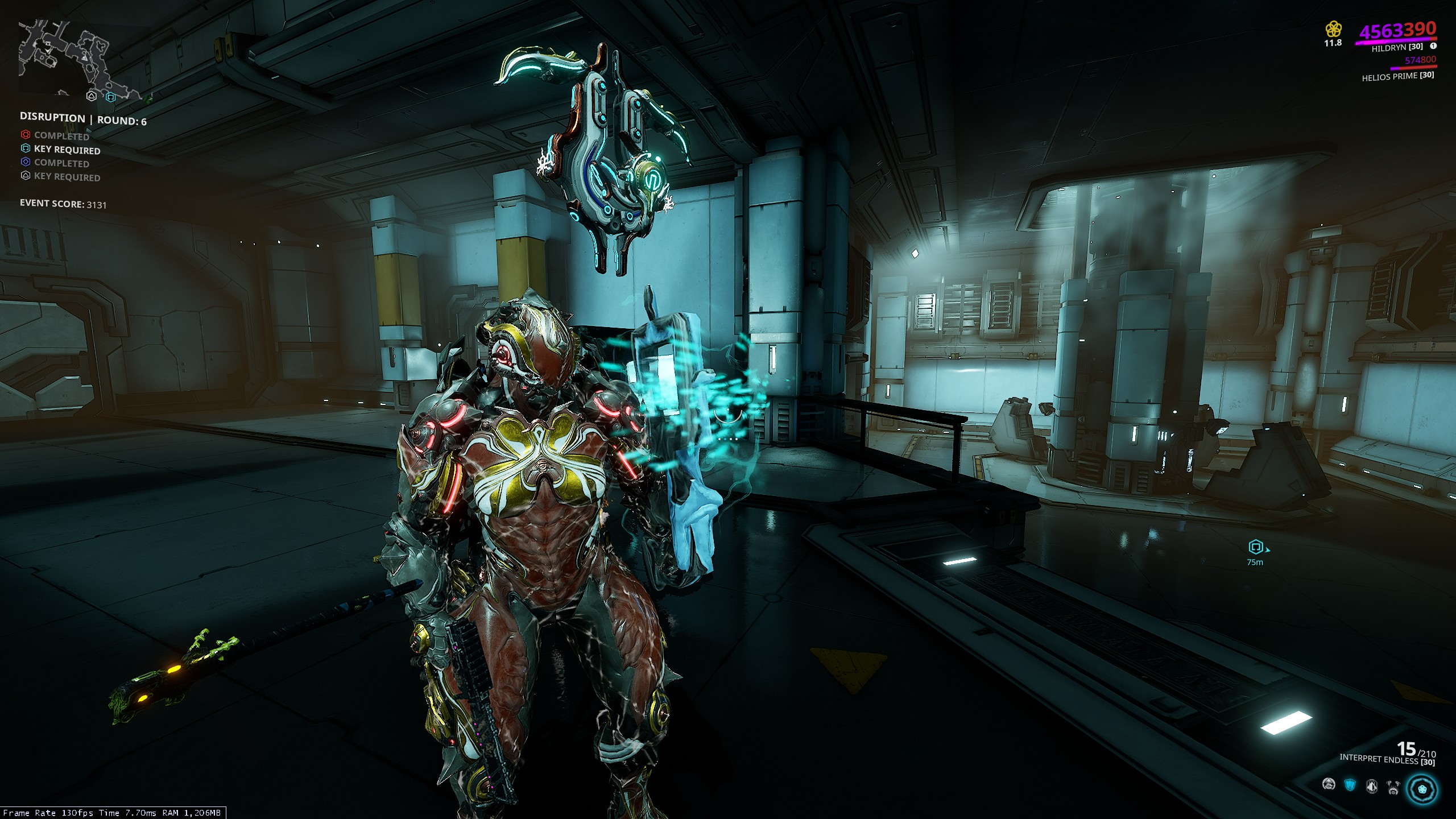 Anyone Notice These Energy Linescracks On Frames Since Update Warframe