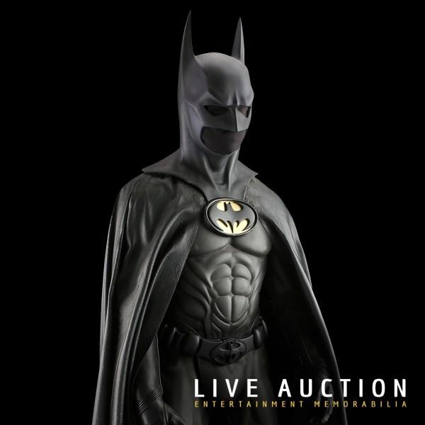 Heads up u/OfficialValKilmer Batman Forever (1995) costume ...