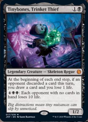 JMP] Tinybones, Trinket Thief : magicTCG