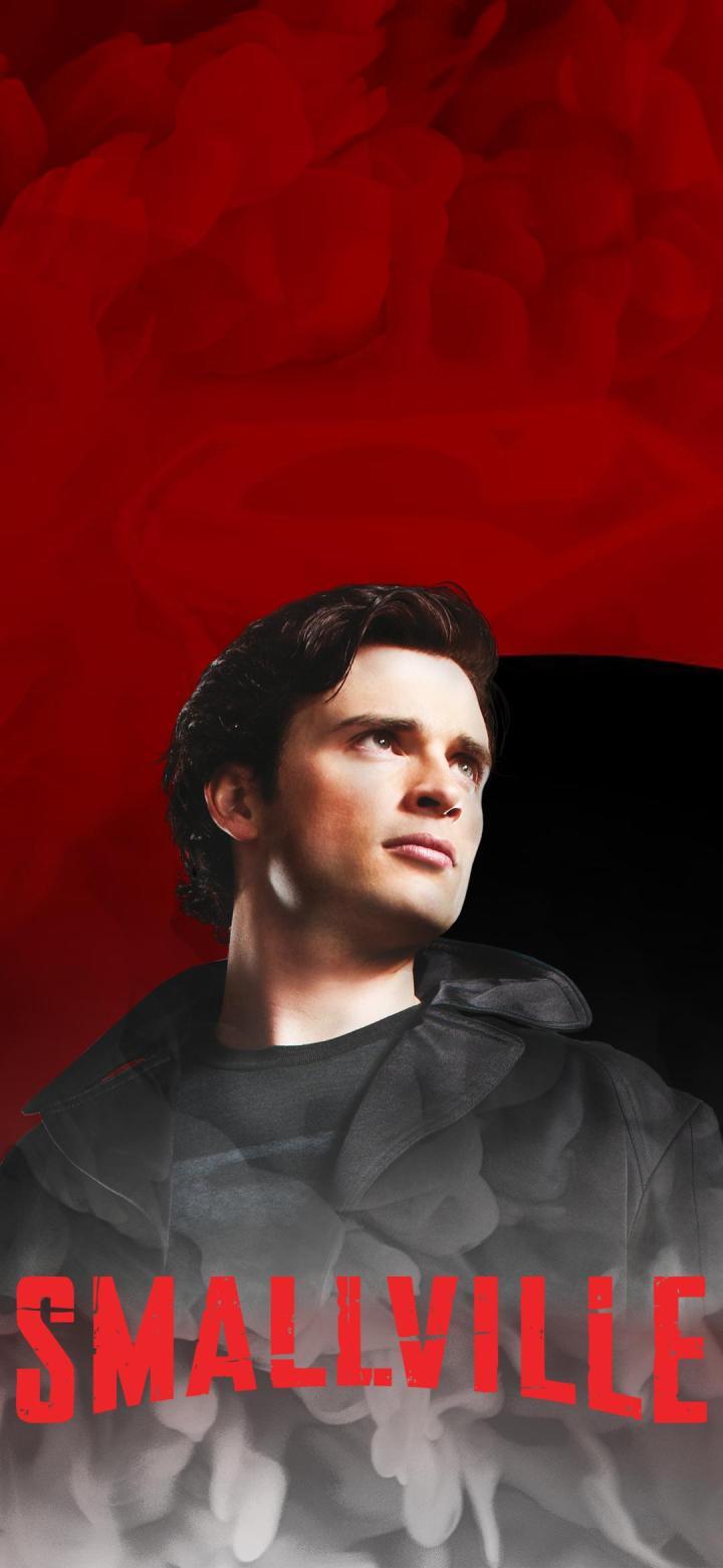 Smallville fan wallpaper for smartphones