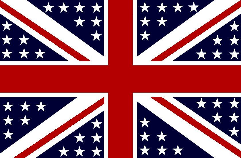 Flag Of The UKS United Kingdom Amp States Of Great Britain