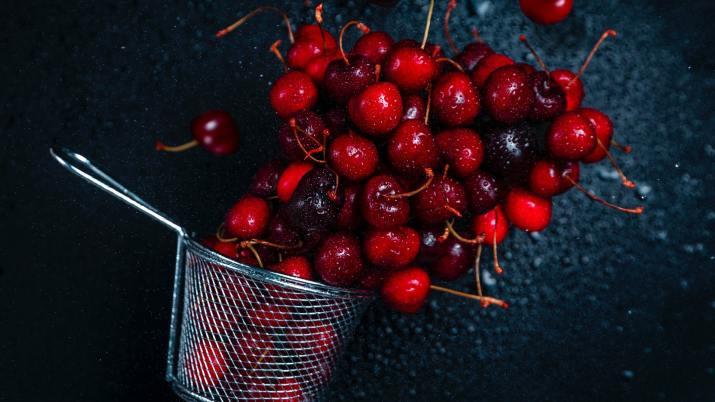 Cherries [1920 x 1080]