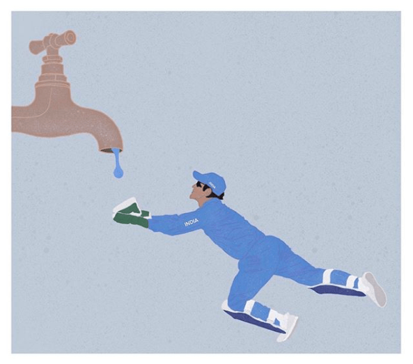 water conservation poster designporn