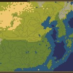 Huuuge East Asia Map With Every Terrain Type And Tsl Civ