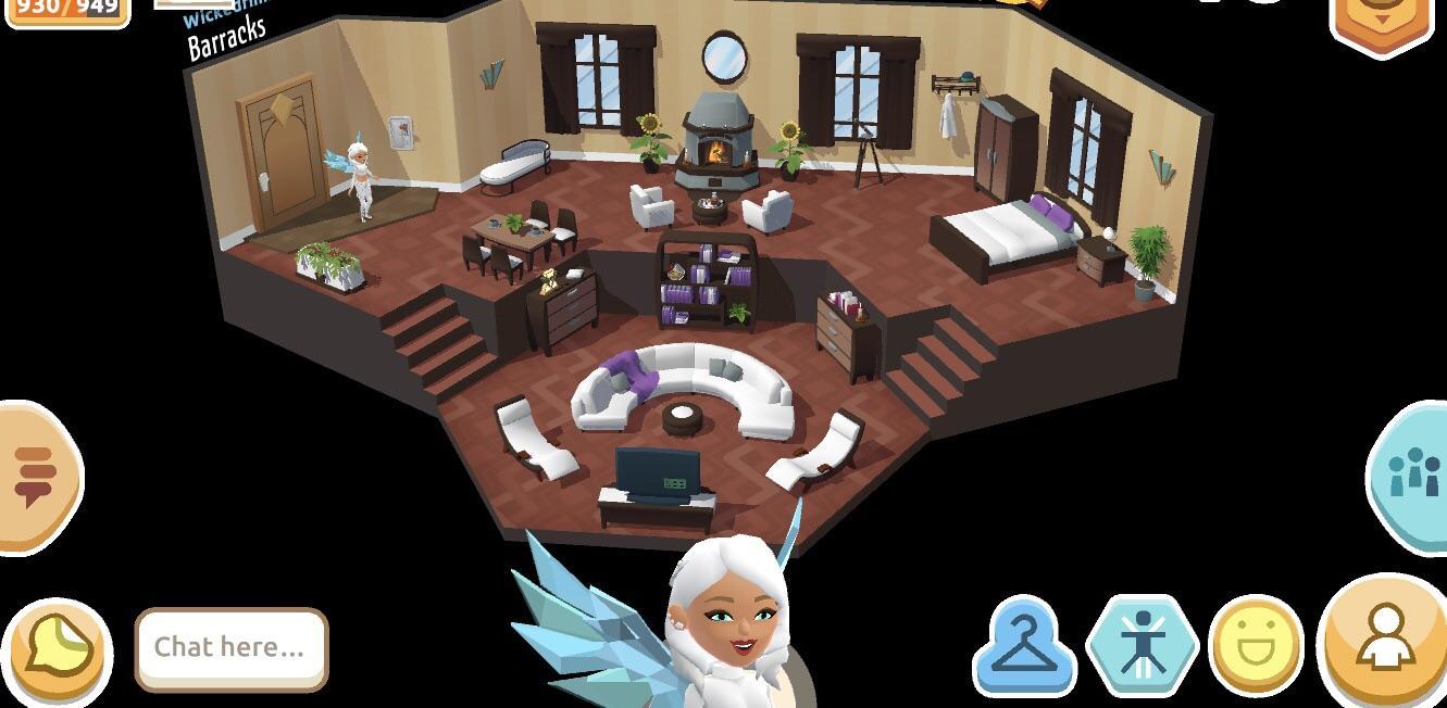 my new room layout hotelhideaway