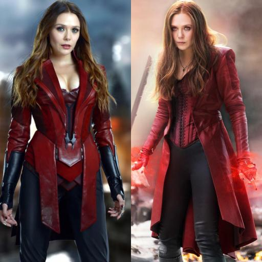 In your opinion, which Scarlet Witch suit do you prefer ...