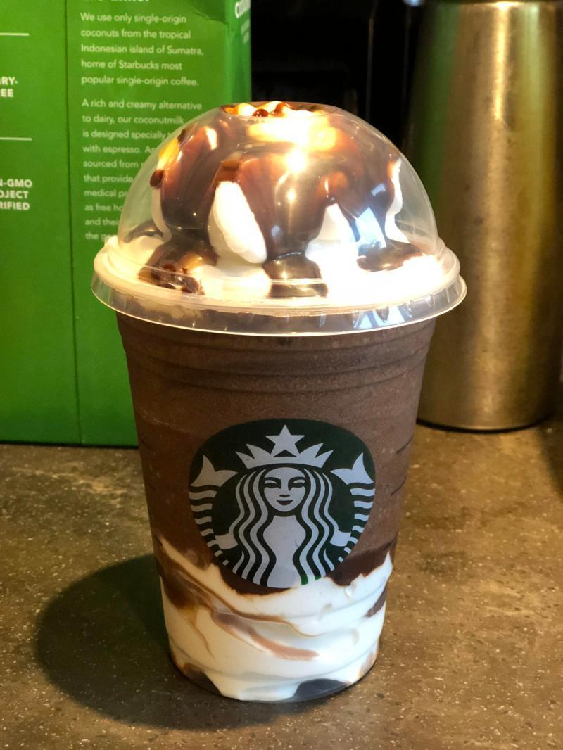 Mutable Peppermint Java Chip Bottom Starbucks Starbucks Java