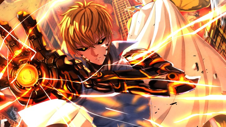 [3840×2160] show Genos some mothafucking love yall